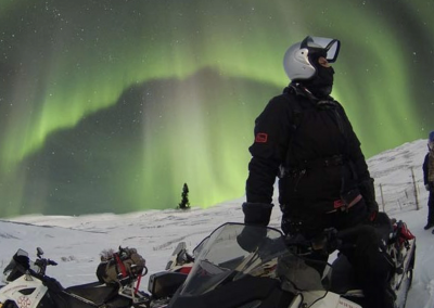Searching for the Auroras