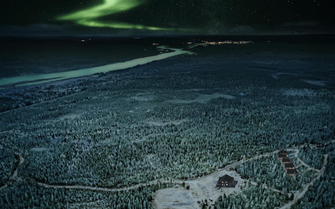 The Aurora Trail