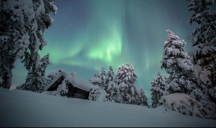 All around Rovaniemi